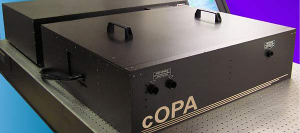 Model cOPA: Tunable Ultrafast Source for Microscopy Applications